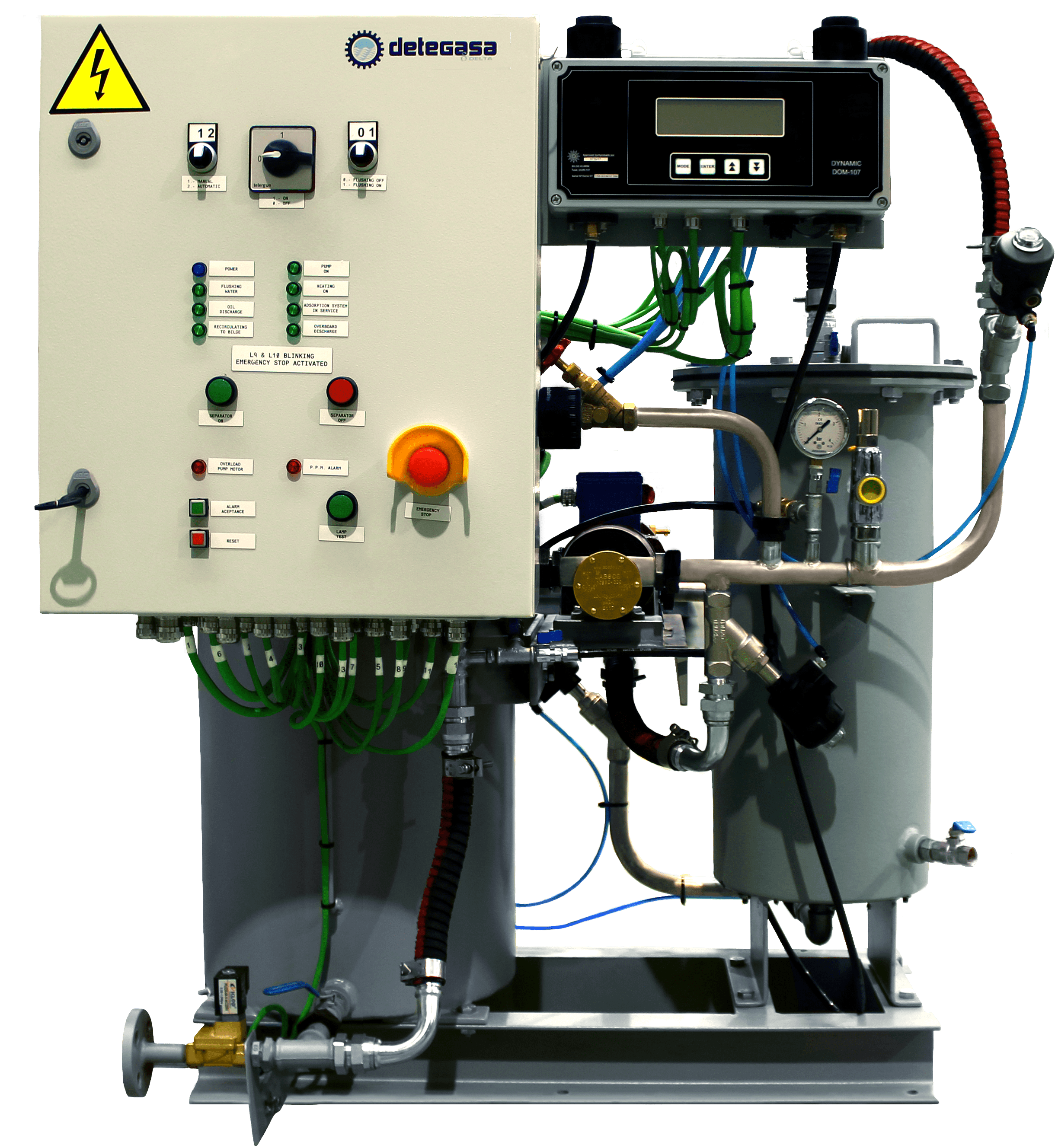 image of Oily Water Separator