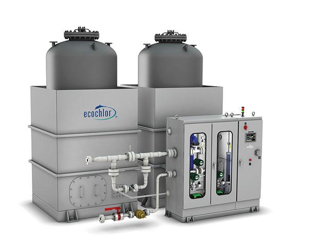 image of Ecochlor BWTS System