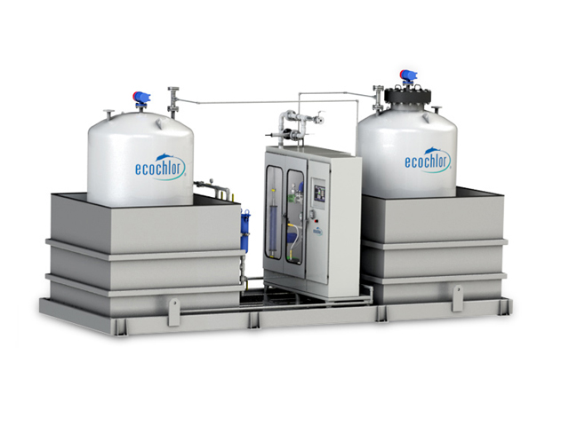 image of Ecochlor Treatment System - Series 150 - ES-2400-25