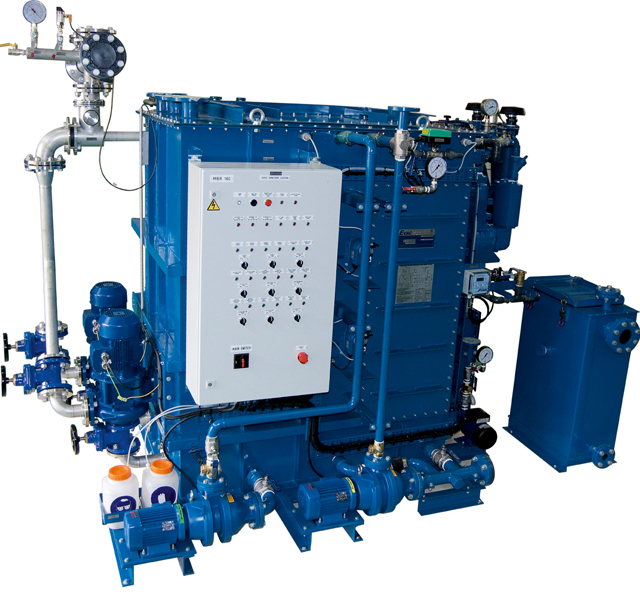 image of Advanced Membrane Bio-Reactor (MBR) - 16C