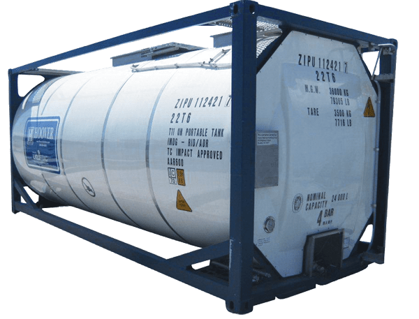 image of Stainless Steel ISO Tank Containers