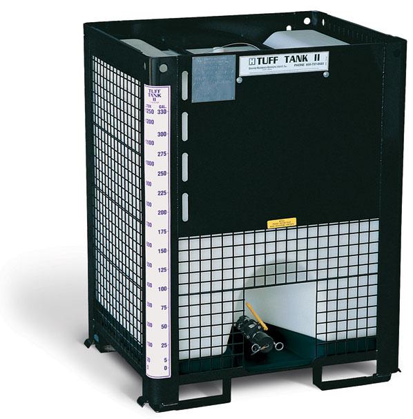 image of Tuff Tank IBC/ Caged Polyethylene IBC