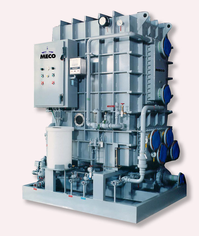 Image of Waste Water Heat Plant