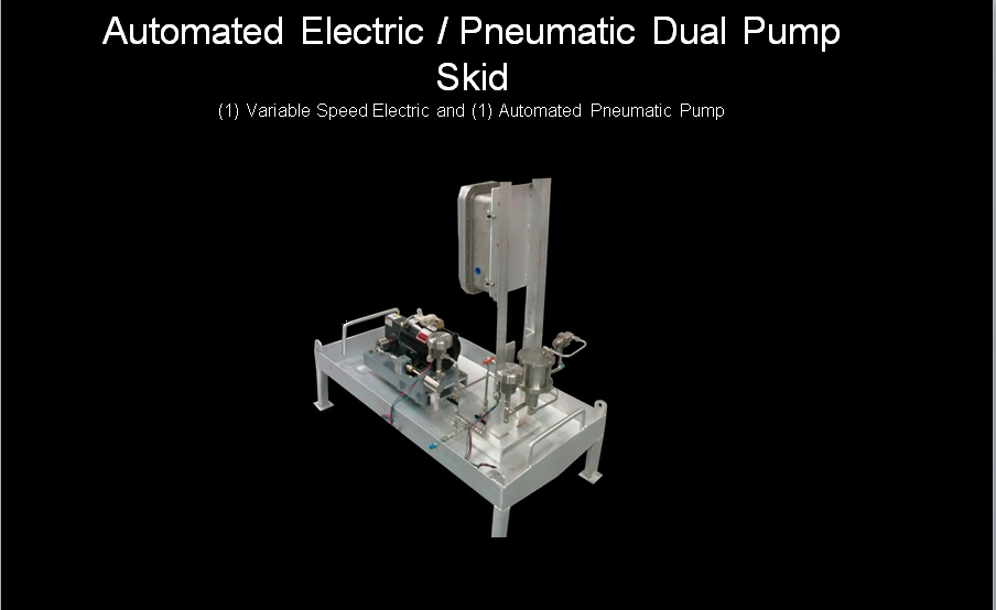 Chemical Injection Pumps Products Uts