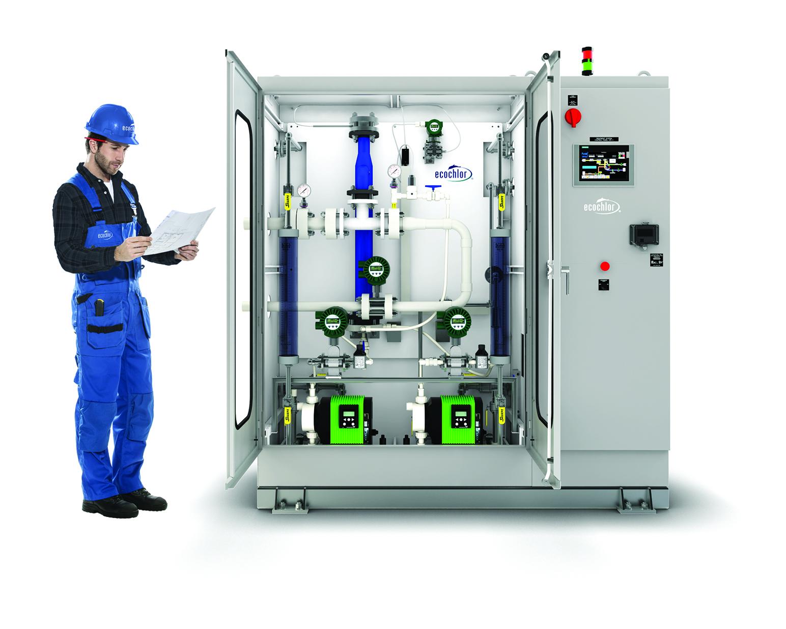Ecochlor GeneratorCab