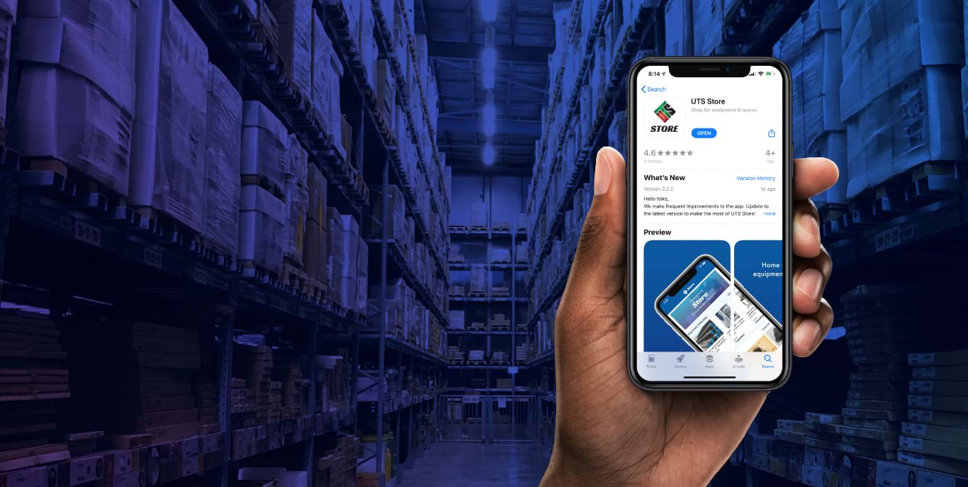 UTS Launches a New Store App