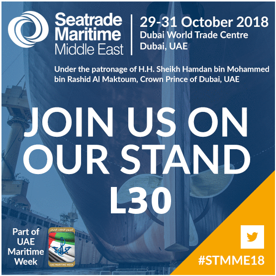 Seatrade maritime event participation